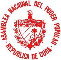 Risultati immagini per Assemblea Nazionale del Poder Popular cuba