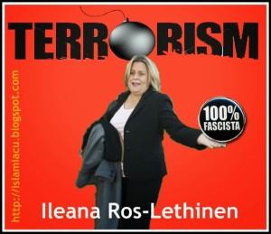 ileana ros terrorista y fascista