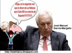 josé manuel garcia-margallo Cuba