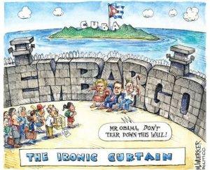 caricatura-cuba-embargo-Matt-Wuerker