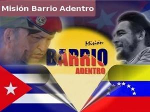 Cuba-Venezuela-Misión-Barrio-Adentro