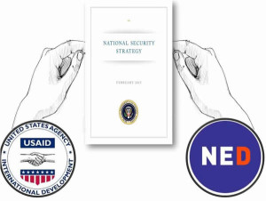 agenzie  USAID NED