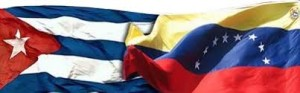bandiere cuba venezuela