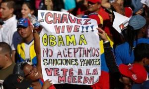 venezuela obama merda