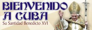 Bienvenida papabenedetto XVI