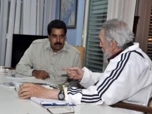 Fidel-y-Maduro