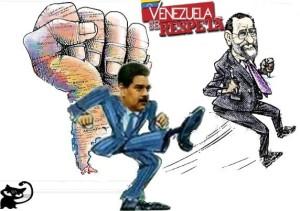 rajoy venezuela se respeta