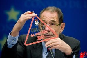 Javier-Solana NATO