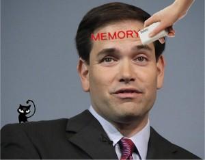 marco rubio - memory delate