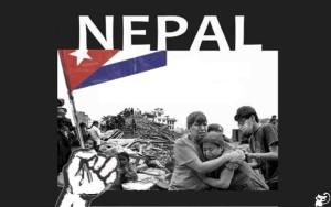 nepal cuba aid