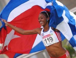 Atletismo Panamericano Oro para Adriana Muños en los 1500mp F