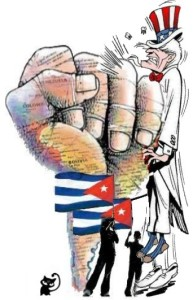 america latina pugno gringos