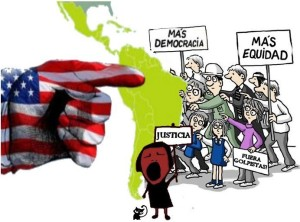 america latina vs EEUU