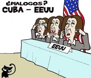 dialogo USA-cuba