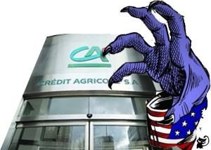 bloqueo credit agricoles