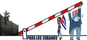 ley de ajuste cubano y no chicano bianco