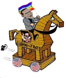 obama cuban troy