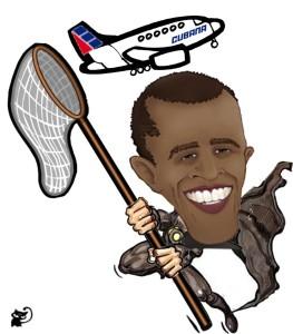 obama cubana