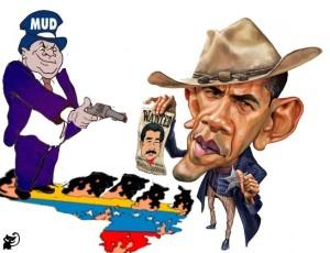 venezuela-obama -mud