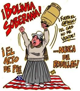 bolivia soberania