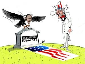 obama bloqueo tumba