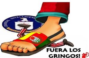fuera gringos de bolivia