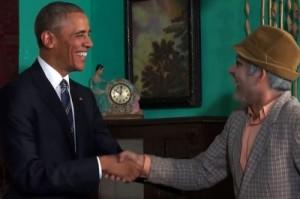 obama actor