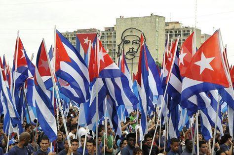 Risultati immagini per 1 maggio plaza della rivoluzione havana