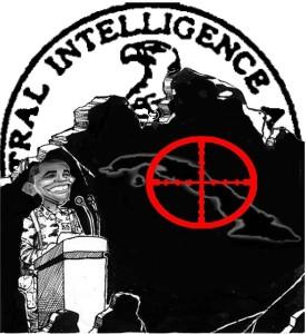 obama teatro CIA