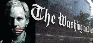 washington post assange