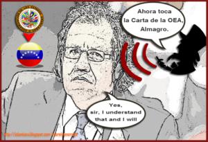 almagro carta de la oea venezu3ela