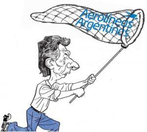 macri aerolineas argentinas