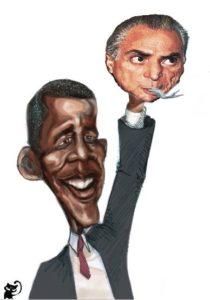 obama-michel temer