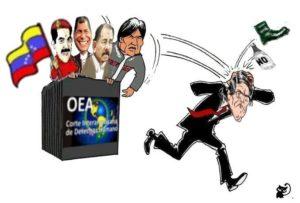 almagro america latina OSA