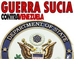 guerra sucia venezuela