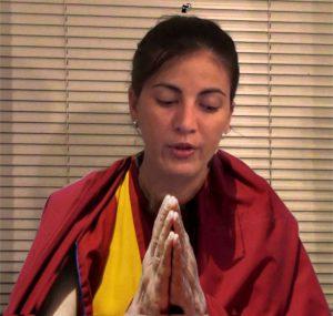 rosa paya dalai lama