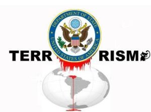 venezuela terrorism USA dep
