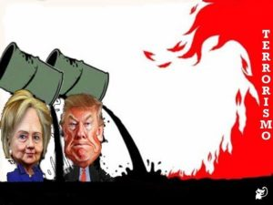 hillary trump terrorismo