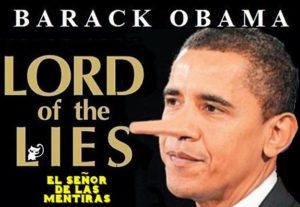obama mentiroso