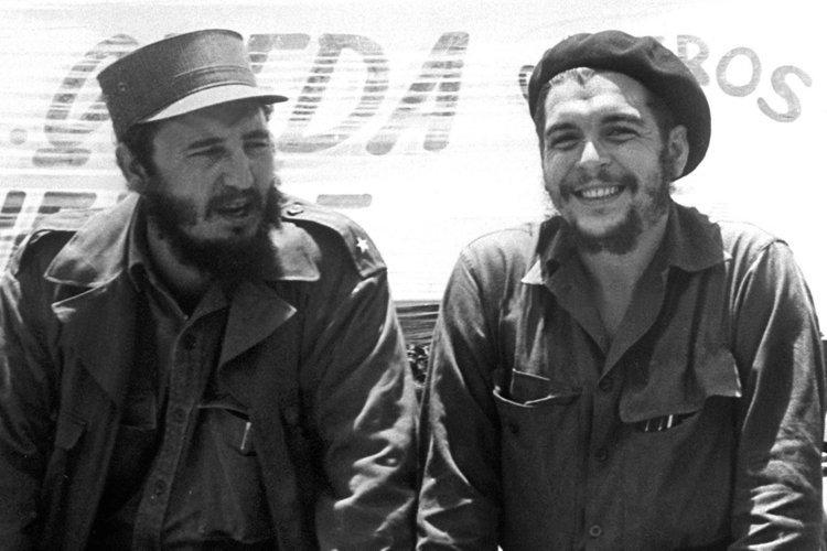 Risultati immagini per Che Guevara Fidel Castro