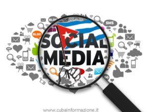 cuba y social media