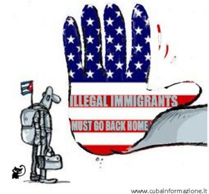 immigration cuban go home