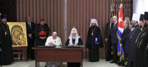 CUBA-RELIGION-POPE-KIRILL-CASTRO
