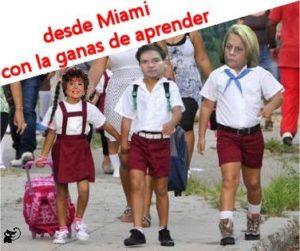 tres pionieros de Miami