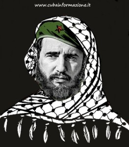 fidel-palestine-kefia