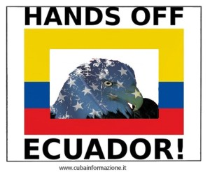ecuador aguila blanca EEUU