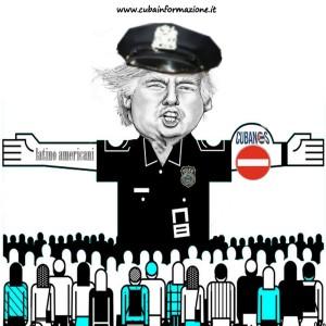 trump stop emigracion