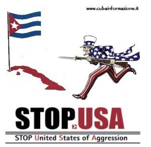 stop USA vs Cuba