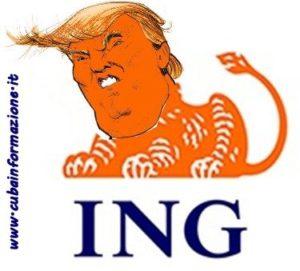 Trump - banca ING