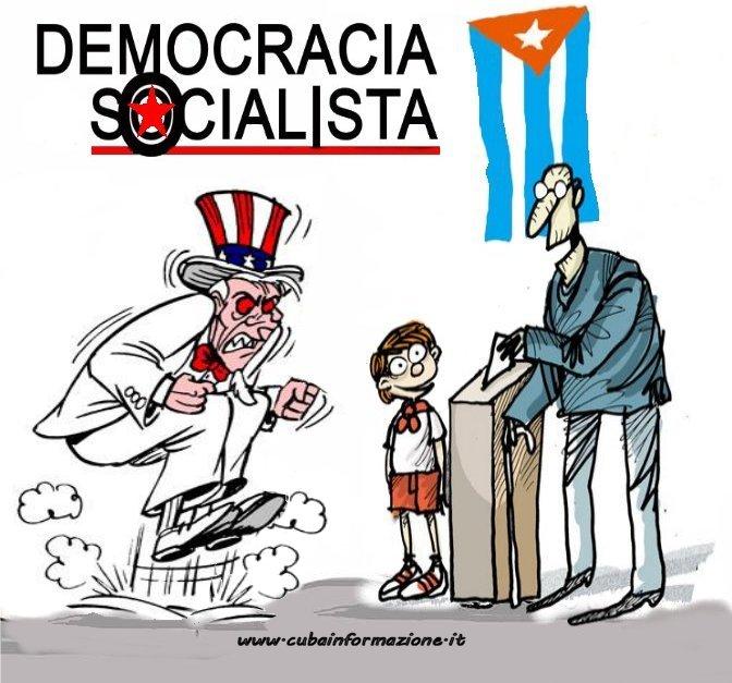 Risultati immagini per cuba democrazia participativa